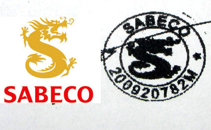 Image result for sabeco logo